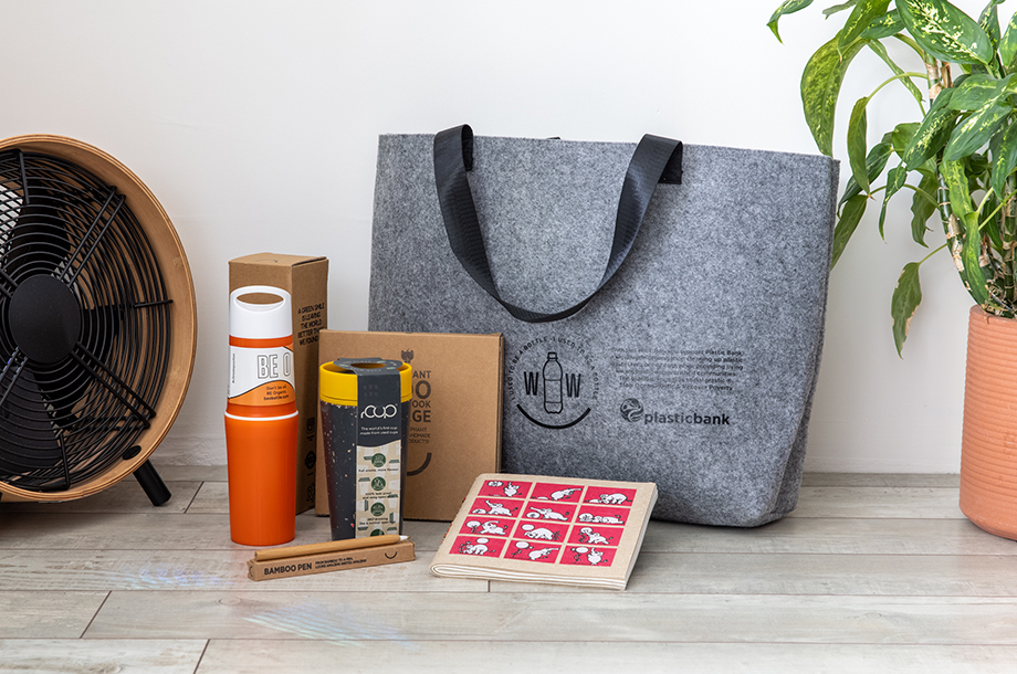 Sustainable bag gift 3 - mood