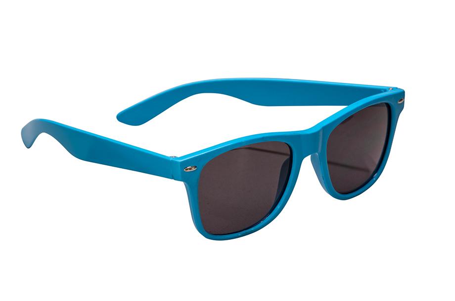 social plastic sunglasses -white
